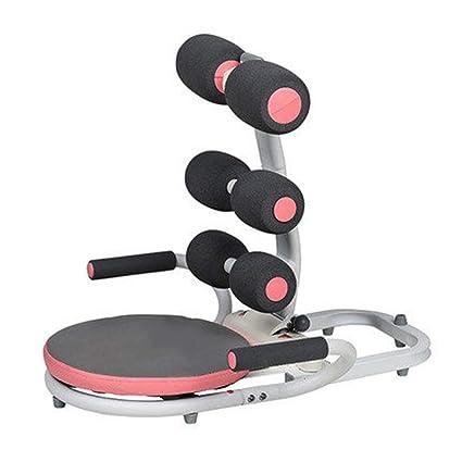 Fitness y Ejercicio Banco con Mancuernas Dispositivo de Adelgazamiento para Cintura Delgada para Adultos Silla de