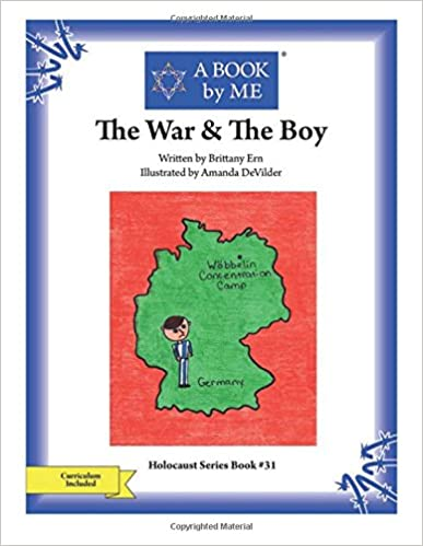 Book The War and The Boy (A BOOK by ME)
