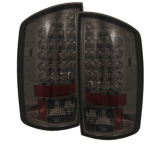 - Spyder Auto ALT-YD-DRAM02-LED-SM Smoke Altezza Tail Light