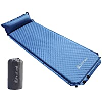 Freeland Camping Sleeping Pad Self Inflating with...