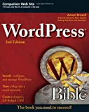 WordPress Bible, Aaron Brazell, 0470937815