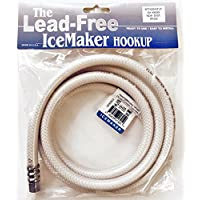 SB1-Poly Braided water - Ice Maker line/Water Hose 5