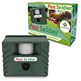 6-in-1 Pest Soldier Sentinel, Outdoor Electronic...