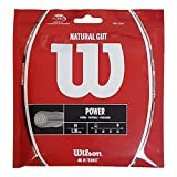 #6: Wilson - Natural Gut Tennis String - (WRZ999:SET)