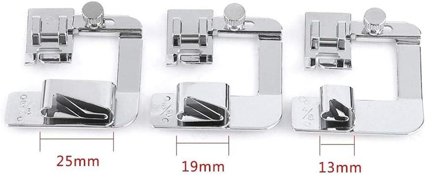 JK-2 - Prensatelas de presión de 3 Piezas universales para Uso ...
