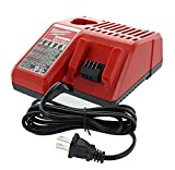 #7: Milwaukee 48-59-1812 M12/M18 Multi Voltage Charger