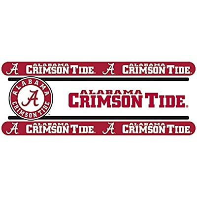 NCAA Alabama Crimson Tide Wall Border