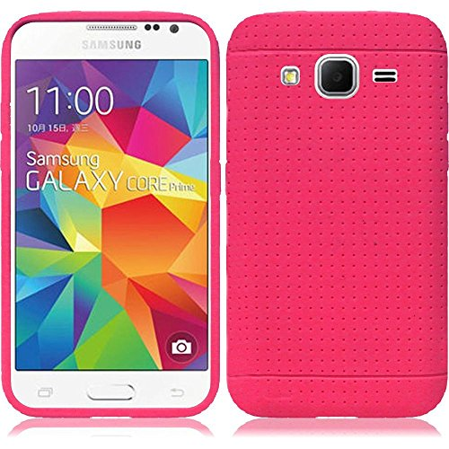Slim Armor TPU Case for Samsung Galaxy Core Prime G360 (pink) - 5