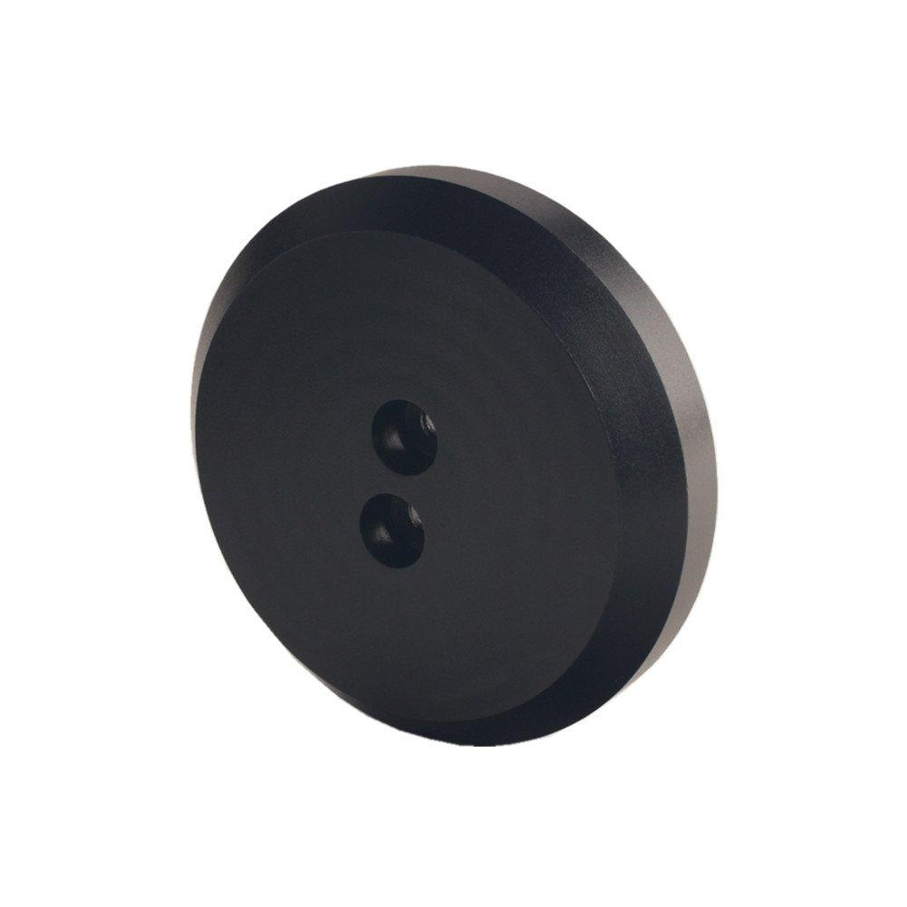 Dewhel Jack Pad Adapter Billet Anodized Black Aluminum Floor Jack For Corvette C7/C6 Premium bolt on Jack Points - 4 pack by DEWHEL (Image #3)