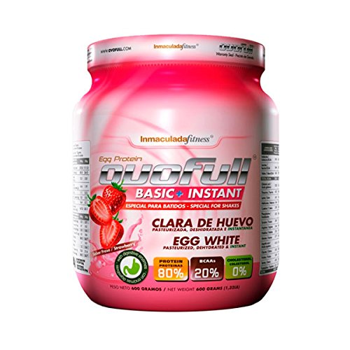 Ovofull Ovofull Basic+ Instant - 600 gr Fresa / Strawberry ...