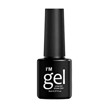 Amazon Nail Polish8ml Nail Art Top Coats Organizersolid State