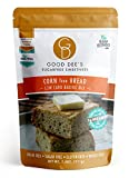 #8: Good Dee's Corn Bread Baking Mix - Grain Free, Sugar Free, Gluten Free, Wheat Free, and Low Carb,7.5 Oz