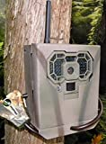 Camlockbox Security Box to Fit Stealth Cam STC-GX45NG and STC-GX45NGW