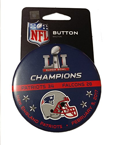 Wincraft NFL Super Bowl 51 Champion New England Patriots ...