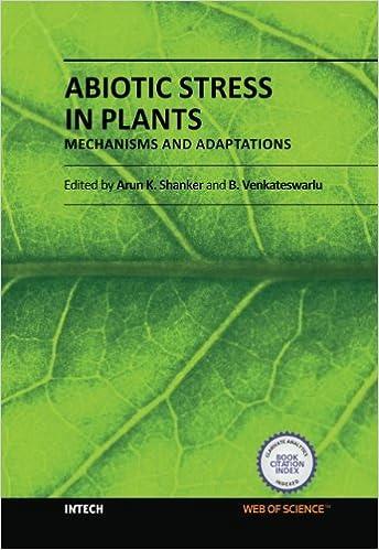 Abiotic and Biotic Stress Management in Plants Abiotic Stress Vol.01