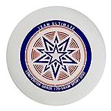 Flying Disc Ultimate UFO Sport Disc Durable and Long Flight, 175 Gram, Diameter 11 inch