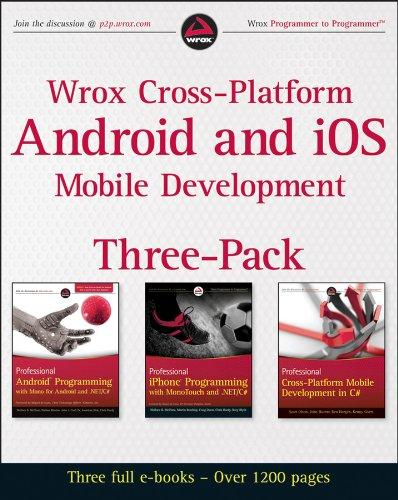 Download Wrox Cross Platform Android and iOS Mobile Development Three-Pack Pdf