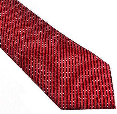 Junjiagao Corbata de Rayas de Corbata a Rayas en Tejido de ...