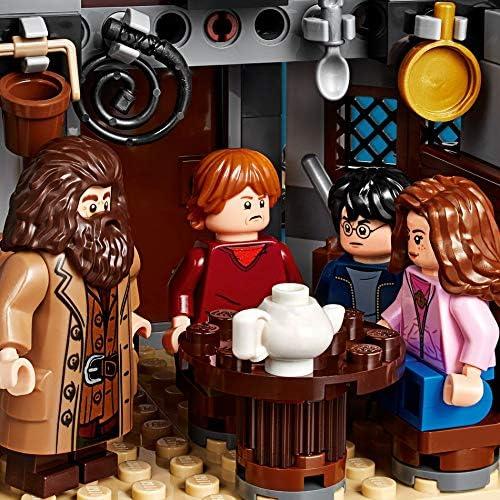 LEGOHarryPotter und der Gefangene von Askaban 75947- Hagrids Hütte: Seidenschnabels Rettung, Bauset