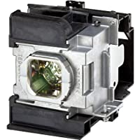 AuraBeam Panasonic PT-AR100 Projector Replacement Lamp with Housing
