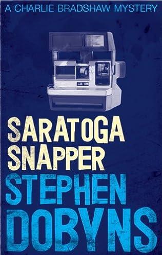 book cover of Saratoga Snapper