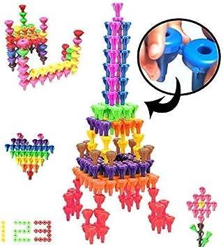 Amazon.com: bebé juguetes juego de Peg bloques de ...