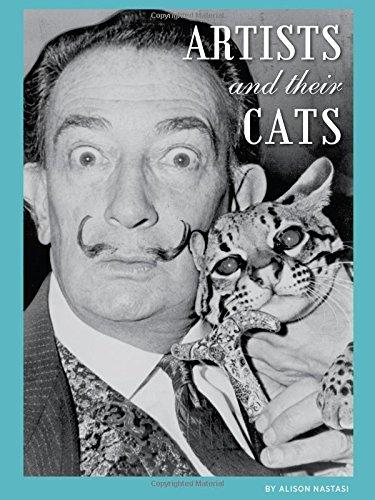 Artists and Their Cats [Alison Nastasi] (Tapa Dura)