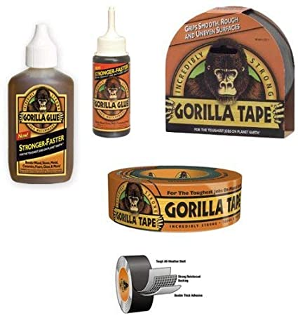 Gorilla Glue 115ml (796) 100% Waterproof, incredibly strong