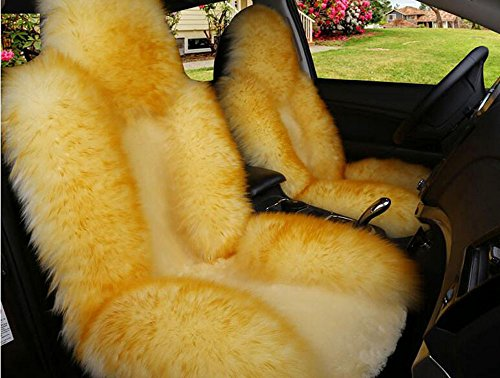 luxury-and-noble-fluffy-australian-sheepskin-wool-car-seat-covers-front-seat-covers-set-2pcs-golden