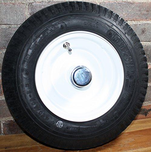 Martin Wheel 4.80/4.00-8 High Speed Trailer Log Splitter Tire Wheel Assembly DOT Approved 3/4 (5 Dot Wheels)