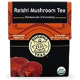 Reishi Mushroom Tea Buddha Teas 18 Bags Box