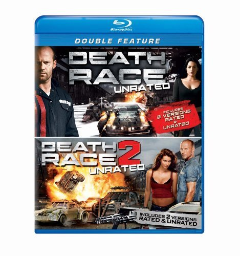 Death Race / Death Race 2 Double Feature [Blu-ray] by Universal Studios