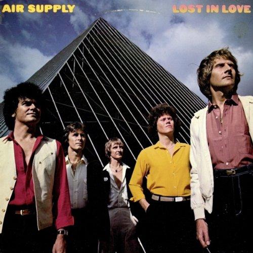 lost in love LP