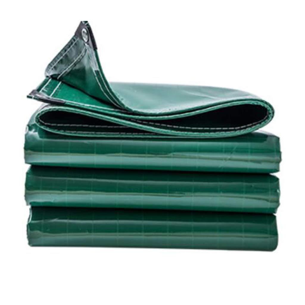 Plane LKW-Starke Wasserdichte hohe Stange Sunscreen wasserdichtes Tuch-Grün-Sonnenschutz-Regen-Tuch Auto-Schuppen-Tuch Lostgaming