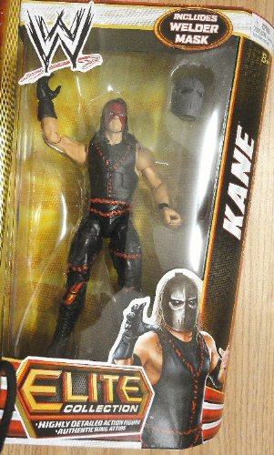 WWE Elite Series 19 Kane Action Figure