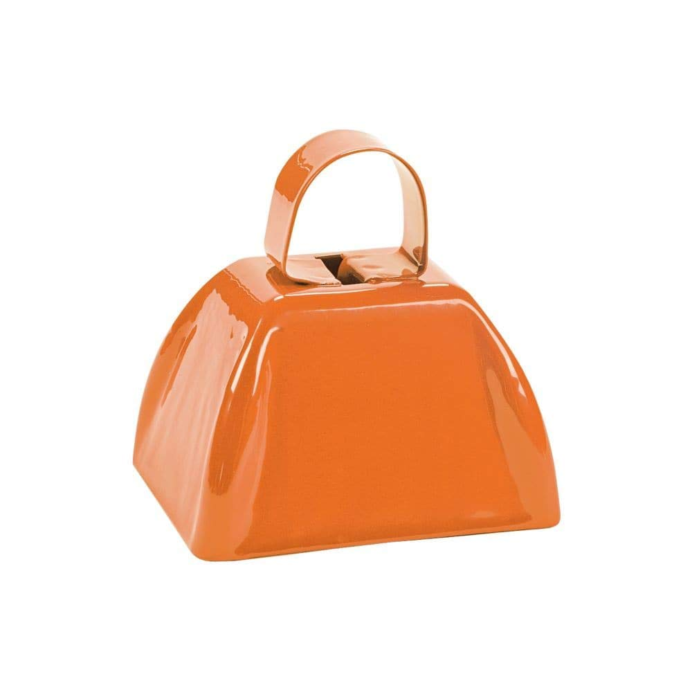 Orange School Cowbells (1 dozen) - Bulk Fun Express 4334199287