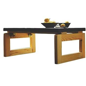 Table Pliante Liting Table Basse En Bois Massif Avec Tatami Table En