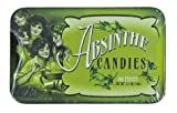80 Anise Absinthe Flavored Candies Candy in Tin