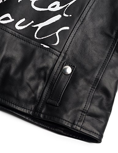 Femme black Replay Noir Blouson 10 51xq4fw