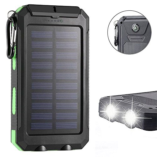 Solar Powered Cellphone Charger Case - 3
