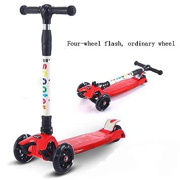Patinetes Scooter para niños 3-4-6-12 años de Edad yo-yo de ...