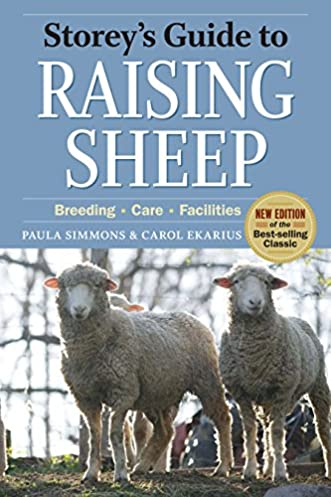 storey s guide to raising sheep 4th edition breeding care rh amazon com Market Sheep in Pen Sheep Breeds