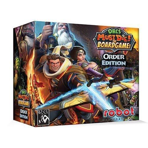 Petersen Games Orcs Must Die! Order Edition [並行輸入品] B07SFTP69W