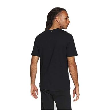 Calvin Klein T 00GMS0K299 007 - Camiseta para Hombre, Color Negro ...