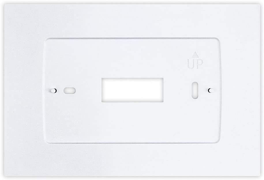 Emerson F61-2689 Wall Plate for Sensi Touch Wi-Fi Thermostat, White