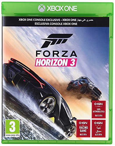 forza horizon 3 xbox one import it all. Black Bedroom Furniture Sets. Home Design Ideas