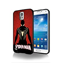 Spiderman Comic Movie SM05 Case Cover Protection for Samsung Galaxy A5 Black Hard Plastic