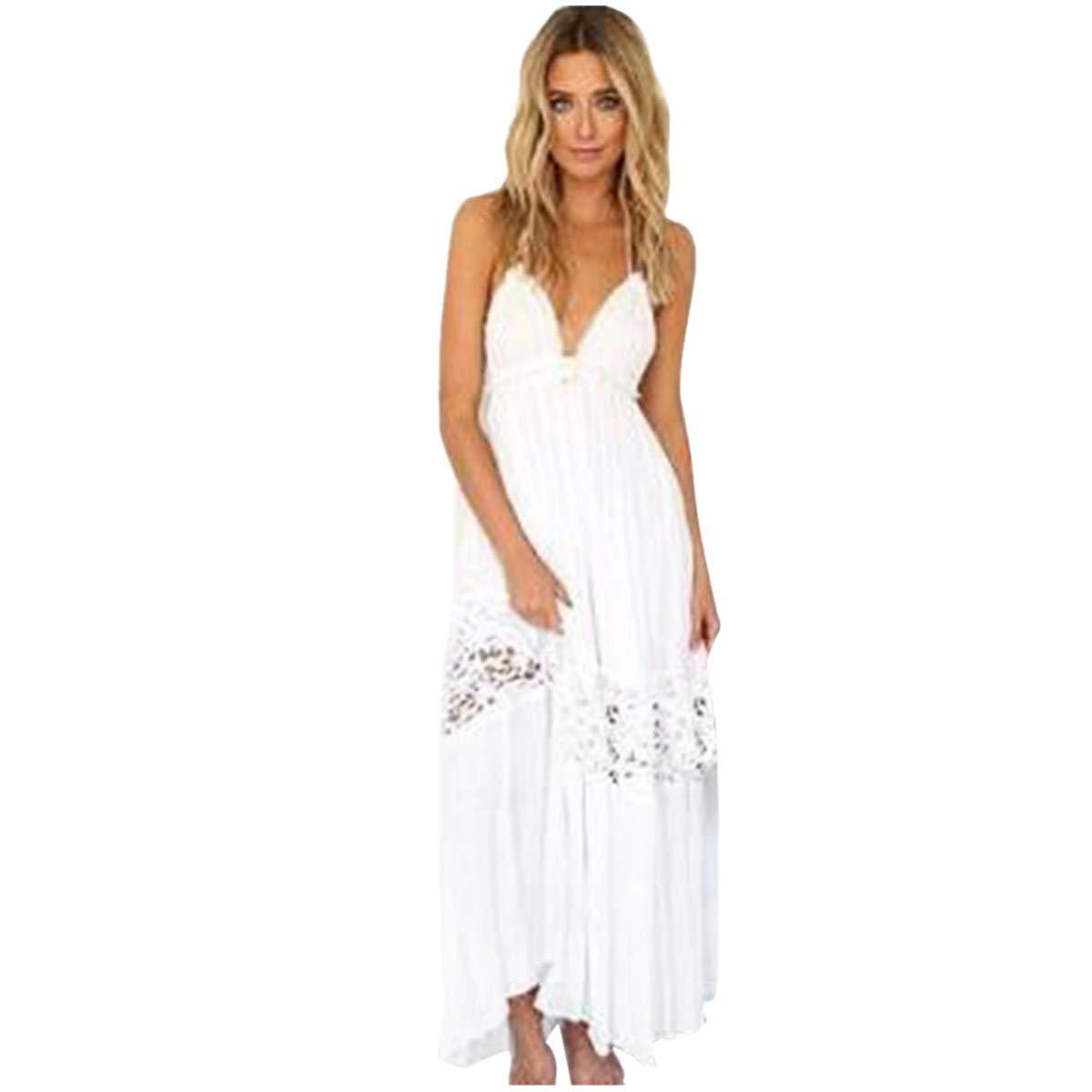 68d2b519ba4 Amazon.com  AmyDong Women s Bohemian Dress