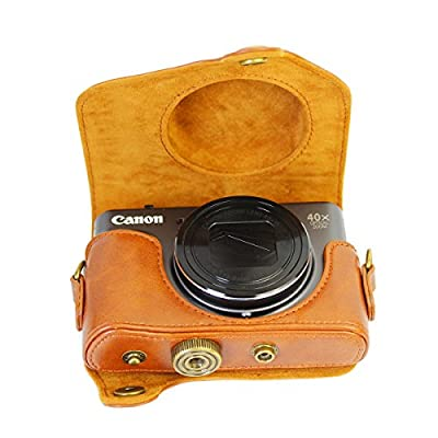 SX720 SX730 Leather Camera Case from CEARI