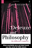 Deleuze and Philosophy : The Difference Engineer, , 0415142709